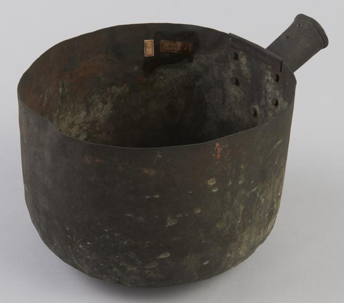 製菓用銅製平鍋