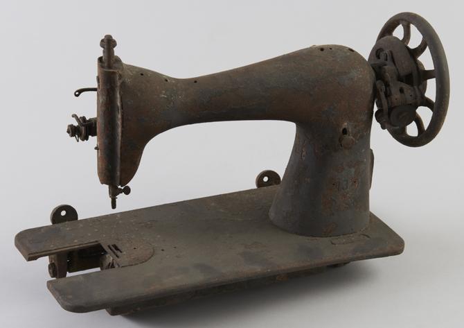 シンガーミシン機械