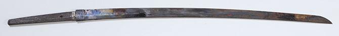 戦災にあった日本刀(4)