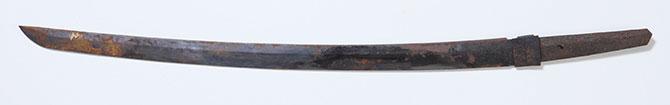 戦災にあった日本刀(5)