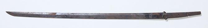 戦災にあった日本刀(6)