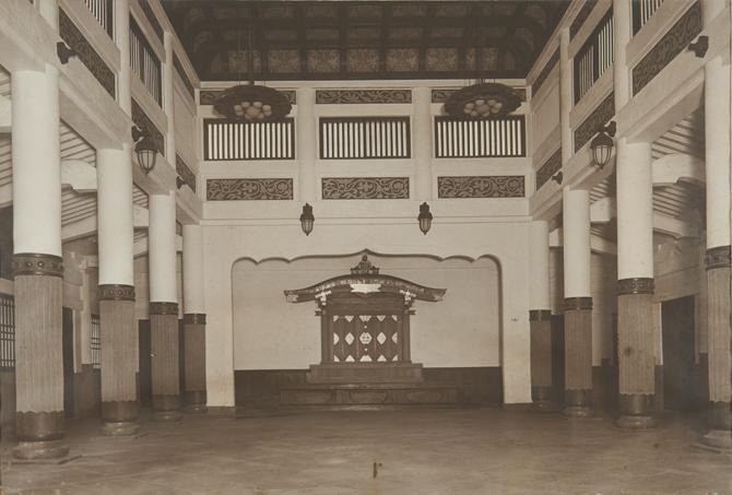東京都慰霊堂(内部写真)