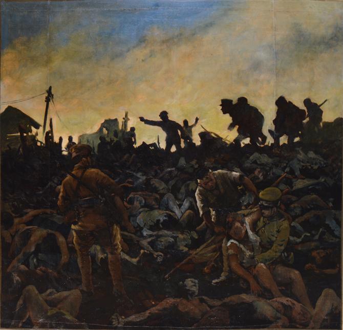 軍隊の傷病者救護